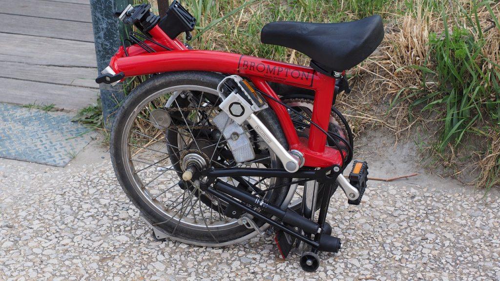 vélo pliant
